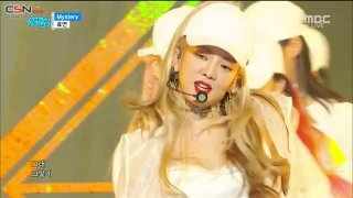 Mystery (Music Core Debut Stage) - Hyoyeon