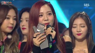 Playing With Fire (Inkigayo No.1 Stage Live) - BlackPink
