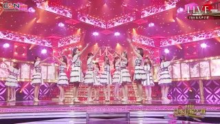 Special Medley (@ TBS 49th Japan Cable Awards 2016.12.05) - AKB48