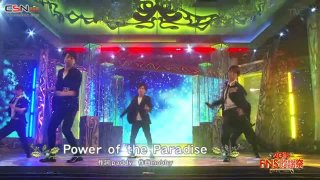 Fukkatsu LOVE (復活LOVE) + Power of the Paradise (@ FNS Kayousai 2016.12.07) - Arashi