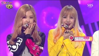 Playing With Fire (Inkigayo Goodbye Stage Live) - BlackPink