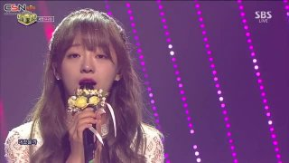 Flower Road (Inkigayo Live) - Sejeong