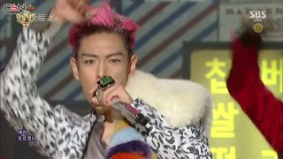 Last Dance; Fxxk It (Inkigayo Comeback Stage) - Big Bang