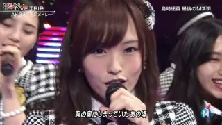 Special Medley @ MUSIC STATION SUPER LIVE 2016.12.23 - AKB48