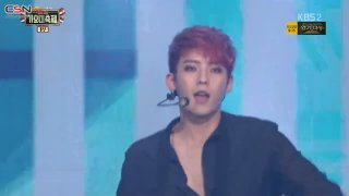 Bad Girl Good Girl (KBS Gayo Daechukje 2016) - BamBam; Minhyuk; Youngjae