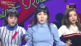 Have Yourself A Merry Little Christmas; Russian Roulette (KBS Gayo Daechukje 2016) - Wendy; Red Velvet