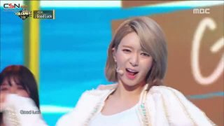 Heart Attack; Good Luck (MBC Gayo Daejaejun 2016) - AOA