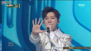 BTD; The Eye (MBC Gayo Daejaejun 2016) - Infinite