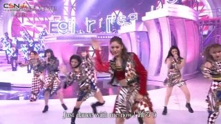 DANCE WITH ME NOW! @ 67th NHK Kouhaku Uta Gassen 2016.12.31 - E-girls