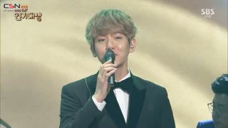 For You; The Stranger; Hey Jude (SBS Drama Awards 2016) - Baekhyun; Seohyun; Han Ahreum