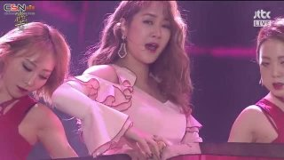 Paradise; I Like That (Golden Disc Awards 2017) - Sistar