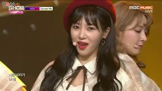 Excuse Me (Show Champion No.1 Stage) - AOA