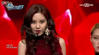 Magic; Don't Say No (M Countdown Debut Stage Live) - Seohyun