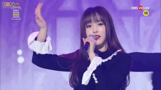 Rough; Navillera (26th Seoul Music Awards) - GFriend