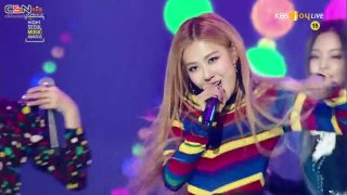 Playing With Fire; Boombayah (26th Seoul Music Awards) - BlackPink