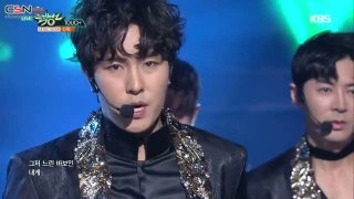 Touch (Music Bank Live) - Shinhwa