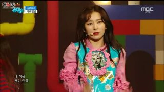 Little Little; Rookie (Music Core Comeback Stage) - Red Velvet