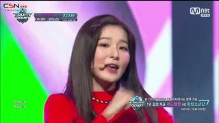Rookie (M Countdown Live) - Red Velvet
