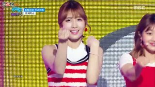 Knock Knock (Music Core Hot 3 Live) - Twice