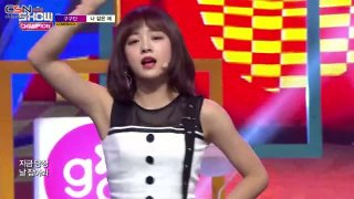 A Girl Like Me (Show Champion Comeback Stage) - Gugudan