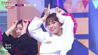 Knock Knock (Show Champion Comeback Stage) - Twice