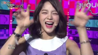 A Girl Like Me (Music Bank Live) - Gugudan