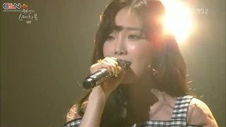 The Time Of Walking On Remembrance; 11:11 (Yoo Hee Yeol's Sketchbook Live) - Taeyeon