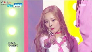 Wee Woo (Music Core Debut Stage Live) - Pristin