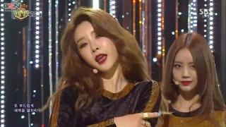 Love Again; I'll Be Yours (Inkigayo Comeback Stage Live) - Girl's Day