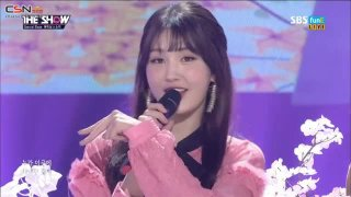 You, Who? (The Show Live) - Eric Nam; Somi