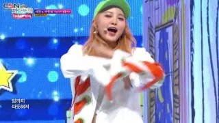 Boy; Night Rather Than Day (Show Champion Comeback Stage Live) - EXID