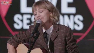 Scars To Your Beautiful (iHeartRadio Live) - Grace VanderWaal