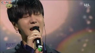 Paper Umbrella (Inkigayo Comeback Stage Live) - Yesung