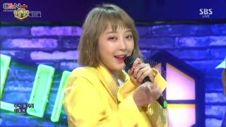 Night Rather Than Day (Inkigayo Comeback Stage Live) - EXID