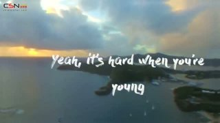 Young (Lyric Video) - The Chainsmokers