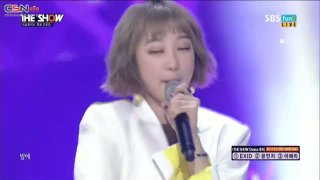Night Rather Than Day (The Show No.1 Stage Live) - EXID