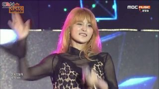 Hot Pink; Up & Down (K-Plus Concert In Hanoi Live) - EXID
