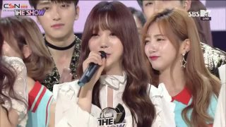 Now, We (The Show No.1 Stage Live) - Lovelyz