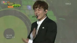 Hey Mama! (Music Bank FIFA U-20 World Cup Jeonju Opening Ceremony Live) - EXO-CBX