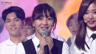 Signal (Music Bank No.1 Stage Live) - Twice