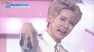 I Know You Know (Produce 101 Season 2 Live) - Boys Under The Moon
