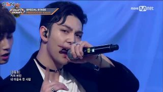Open Up (M Countdown Produce 101 Special Stage Live) - Produce 101 Knock
