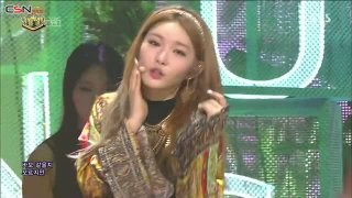 Why Don't You Know (Inkigayo Debut Stage Live) - Chung Ha