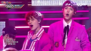 0 Mile; Cherry Bomb (M Countdown Comeback Stage Live) - NCT 127