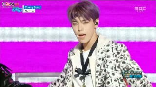 0 Mile; Cherry Bomb (Music Core Comeback Stage Live) - NCT 127