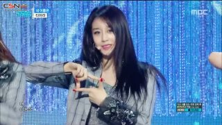Reload; What's My Name? (Music Core Comeback Stage Live) - T-Ara
