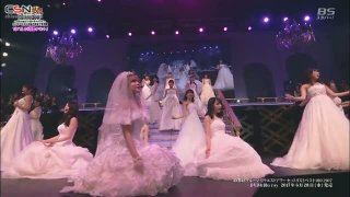 Kimi ni Wedding Dress wo... (君にウェディングドレスを…) (AKB48 Group Request Hour Setlist Best 100 2017) - AKB48