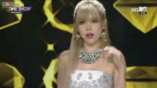 Diamond (The Show Comeback Stage Live) - Qri