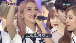 Yes I Am (The Show No.1 Stage Live) - Mamamoo