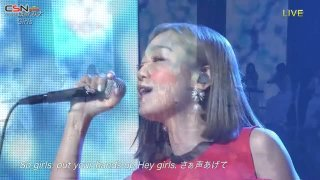 Girls (THE MUSIC DAY 2017.07.01) - Nishino Kana